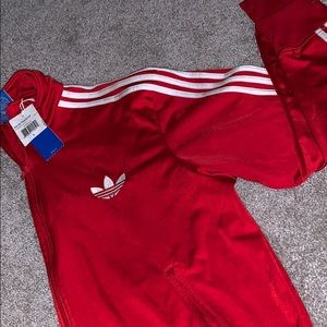 Adidas jacket track